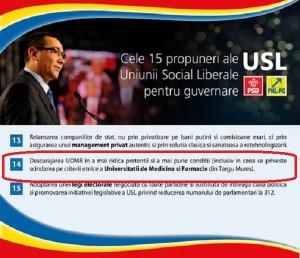 UDMR si Minciunile PSD USL UMF Targu MUres 300x258 Va vine sa credeti?