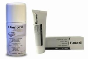 Flamozil - Hidrogel pentru tratarea ranilor