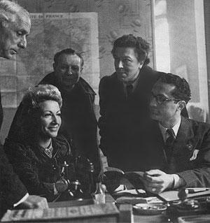 Biroul Comitetului de Salvare din Marsillia 1940