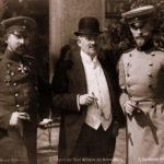 Kronprintul Romaniei Ferdinand si familia Hohenzollern