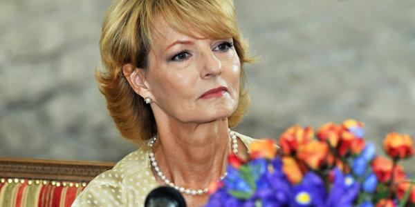 Principesa Margareta a fost aleasă președinte al Societății Naționale de Cruce Roșie